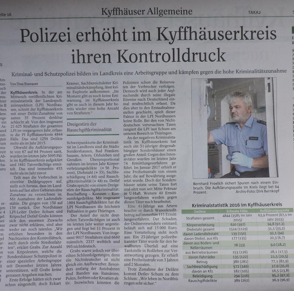 KyffhäuserkreisKriminalitätTA4171