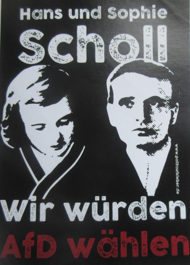 HansSophieSchollAfD