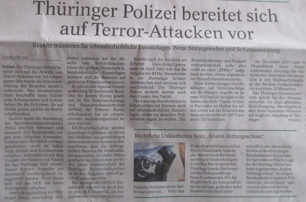 ThüringenPolizeiTerrorattackenTA18