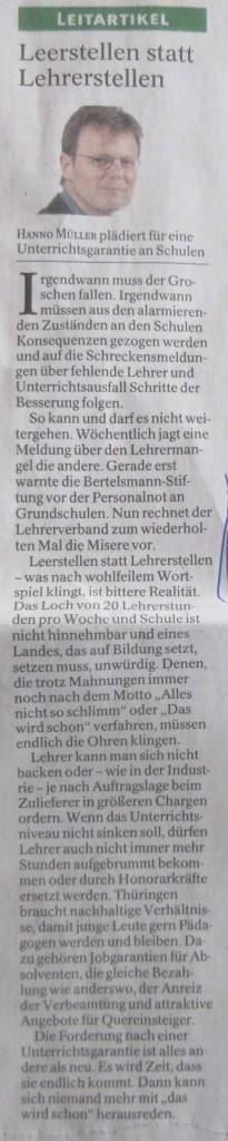 ThüringenSchulmisereTA181