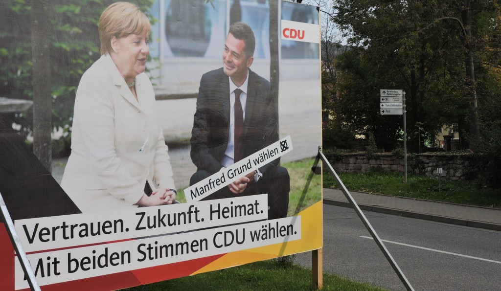 MerkelMohringPlakat