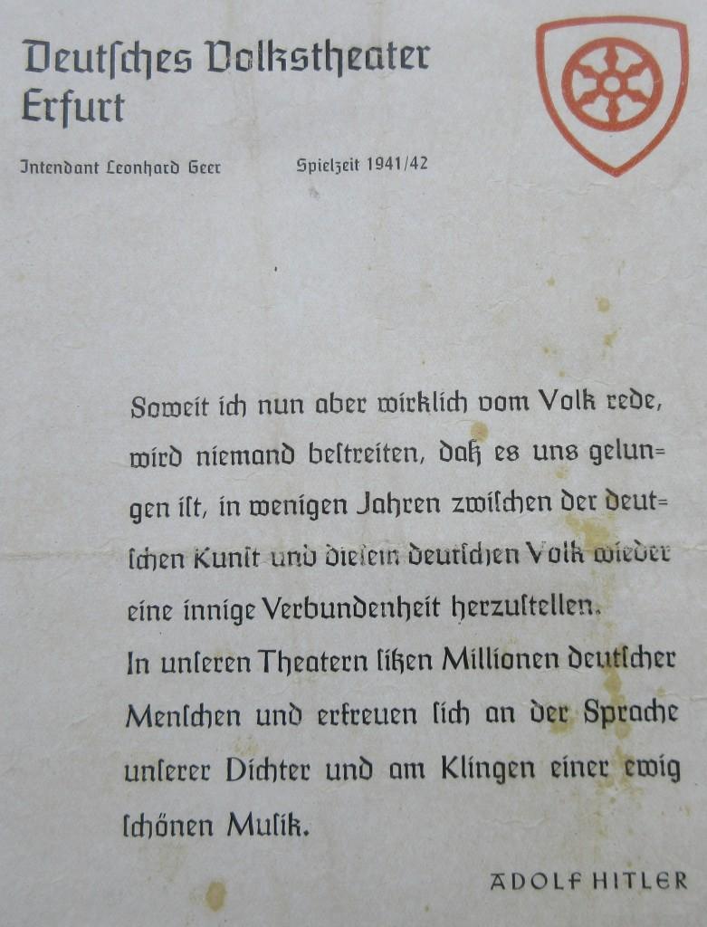 ErfurtVolkstheaterHitler1