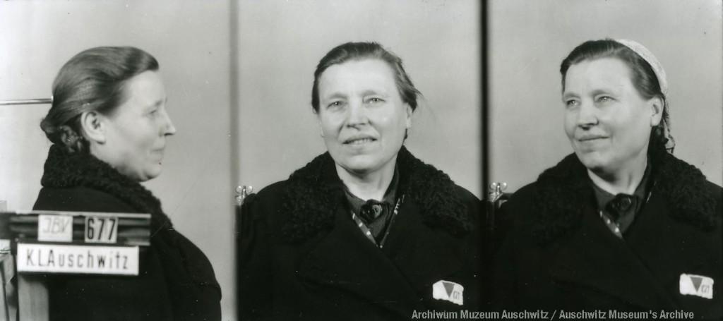 HuldaWieselAuschwitz1