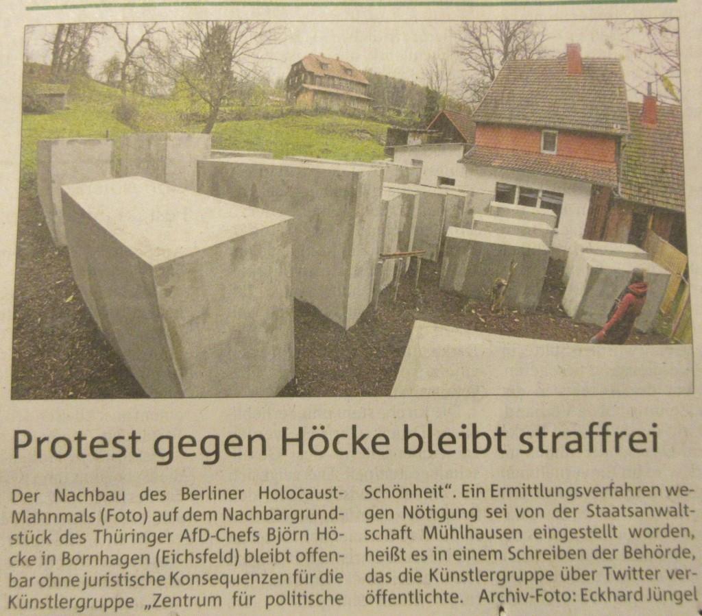 HöckeProtestNötigungstraffrei18