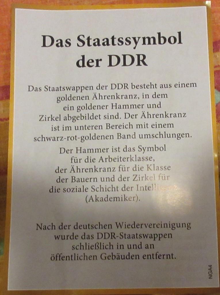 DDRStaatssymbolMünz19