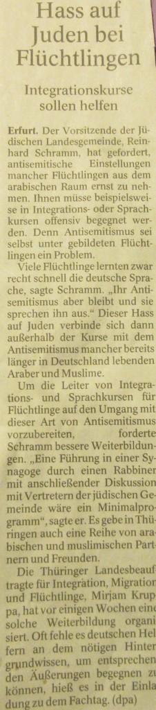 JudenhaßAusländerSchramm19