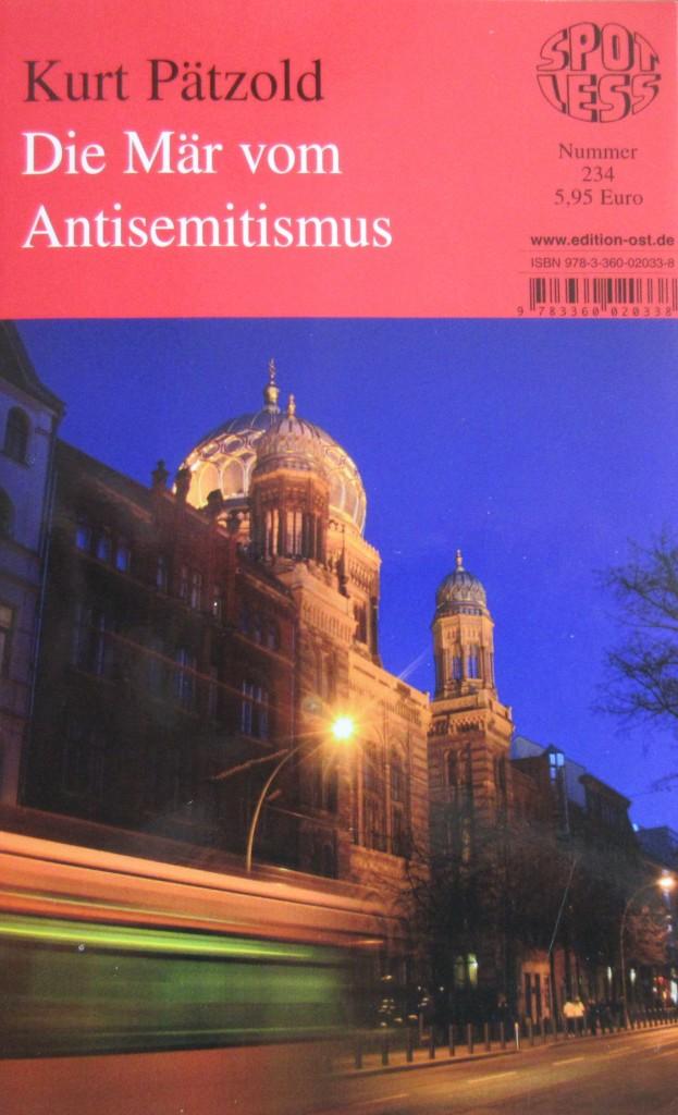 AntisemitismusDDRSpotless1