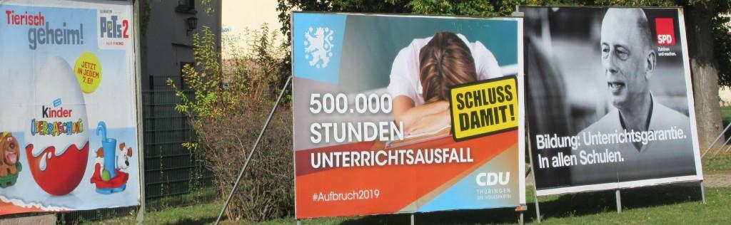 CDUSPDWahlplakate2