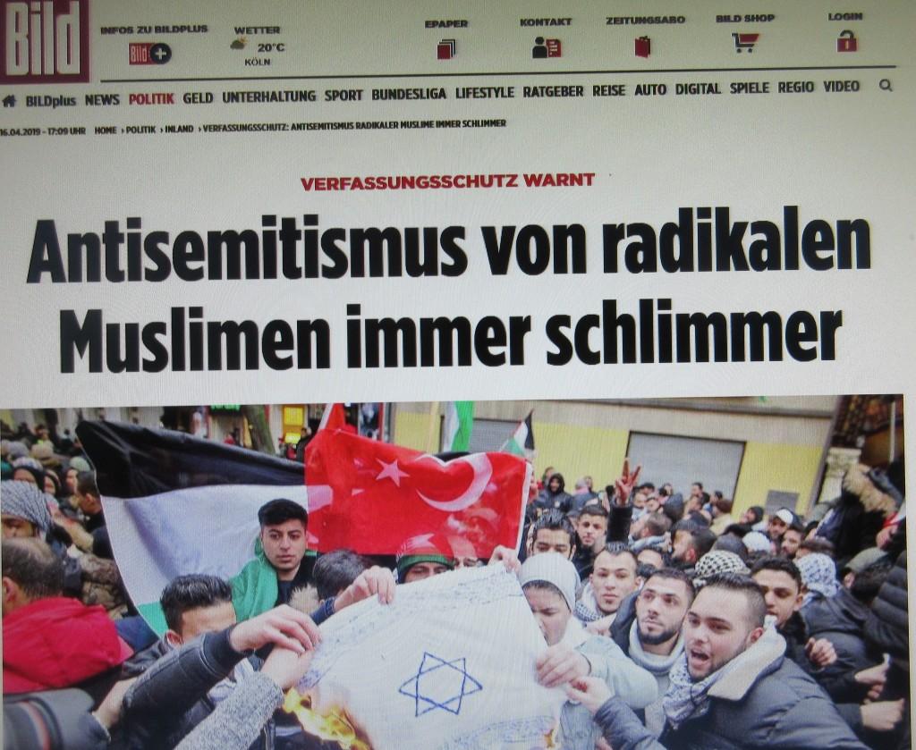 AntisemitismusMuslime1