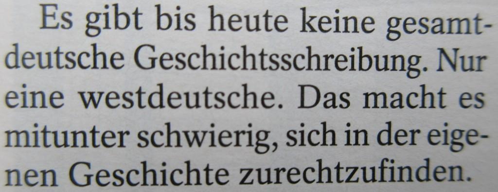 Geschichtsschreibungwestdeutsche