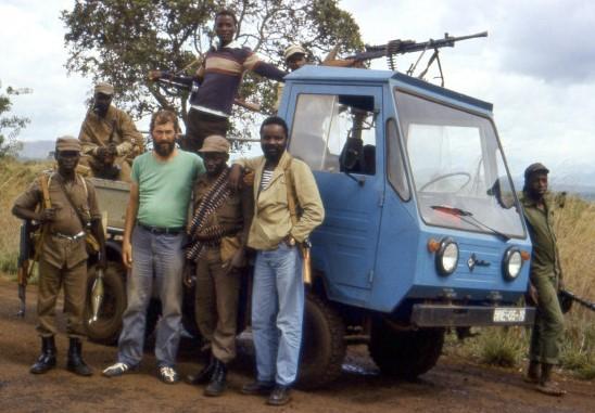 Exakt - Die Story: DDR in Afrika - Tödliches Attentat in Mosambik