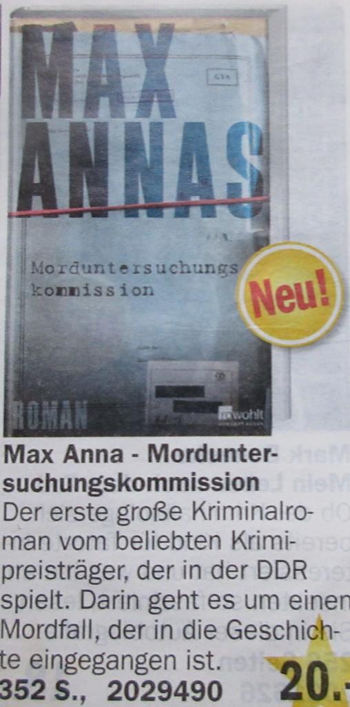 AnnasBuchredaktion