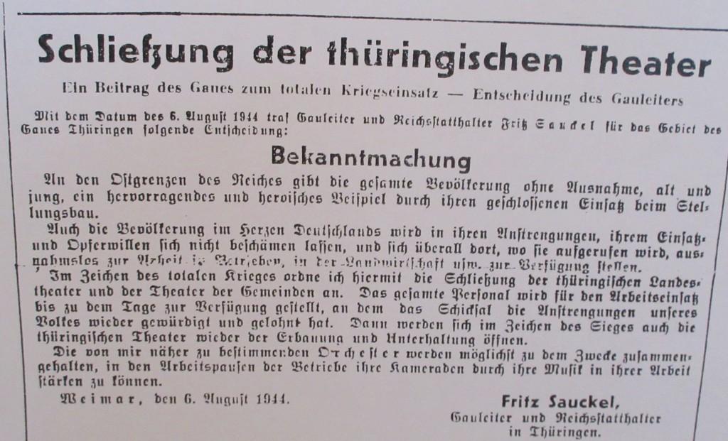 NazizeitTheaterschließung1